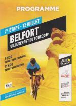 Programme Belfort Tour de France 2019 1R