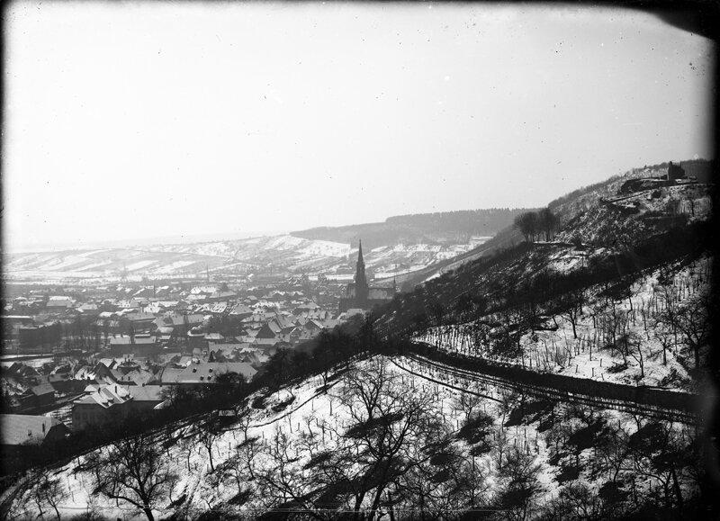 1916-02 Alsace, Thann1