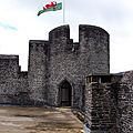 Troisième jour, les châteaux de caerphilly et castell coch