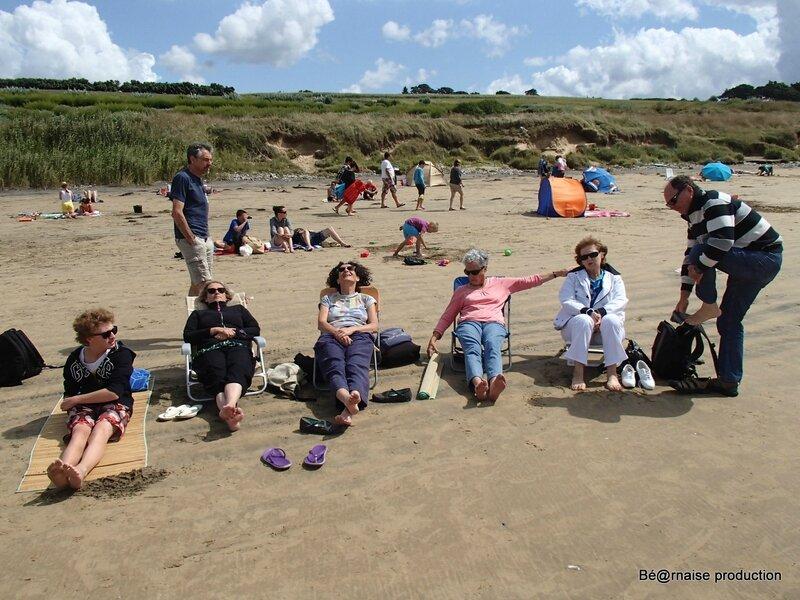 Eté 2014, Finistère Sud, gastronomie et plages