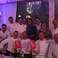 Les Pins Penchés : Restos du Coeur 2014 avec les chefs CHC
