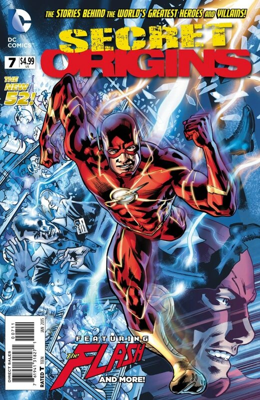 new 52 secret origins 7 flash