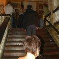 Le bel escalier de la Société Littéraire