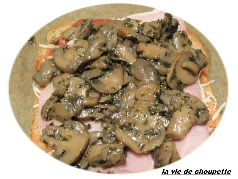 croque monsieur aux champignong Lou-4