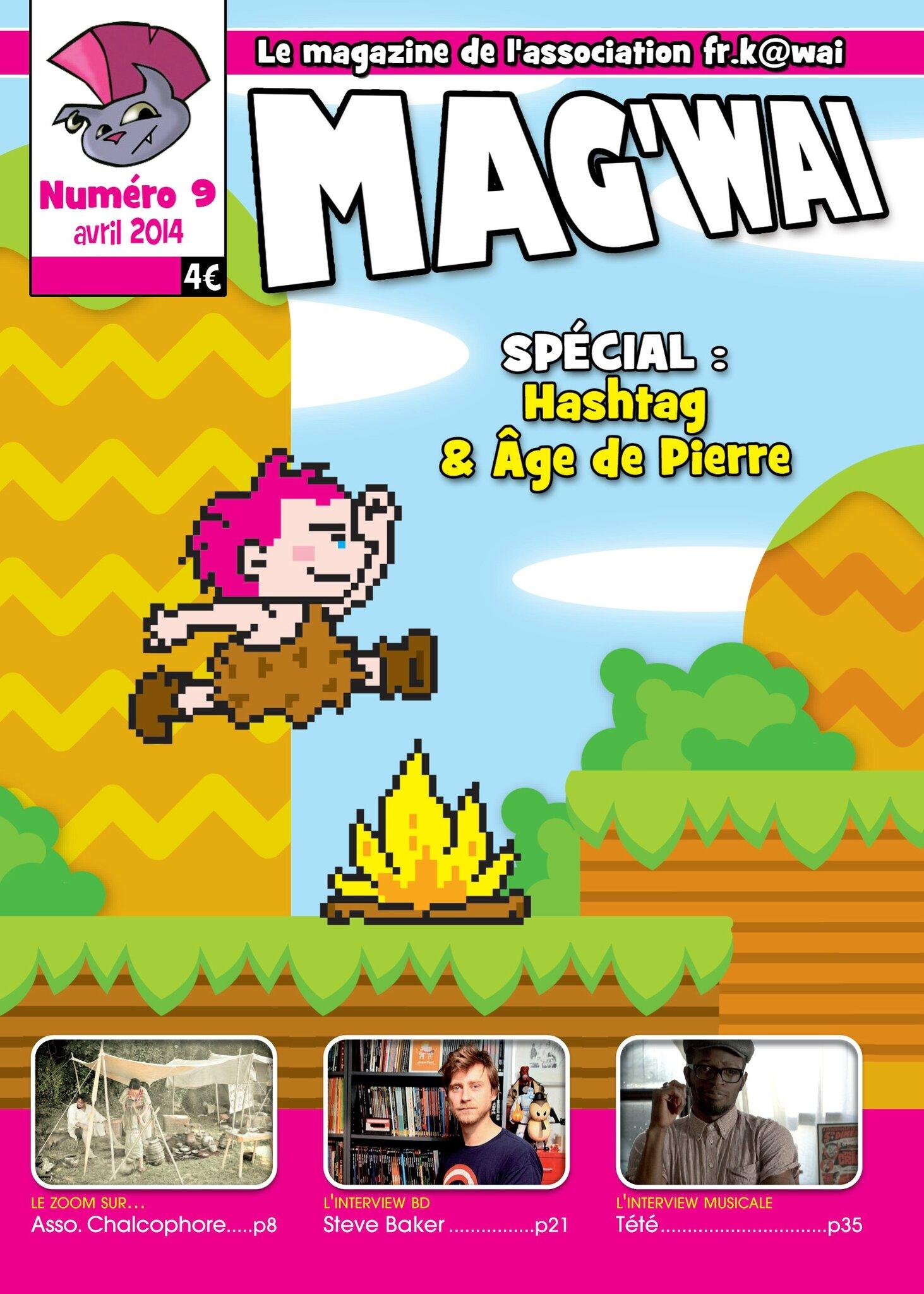 Le nouveau Mag'wai arrive !