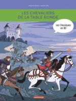 Les chevaliers de la Table Ronde couv
