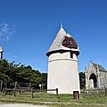 Les moulins des alouettes : des enduits flambant neufs