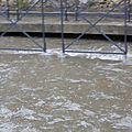 Vendredi dernier...on a frise l'inondation.....petit orage et grosse pluie...