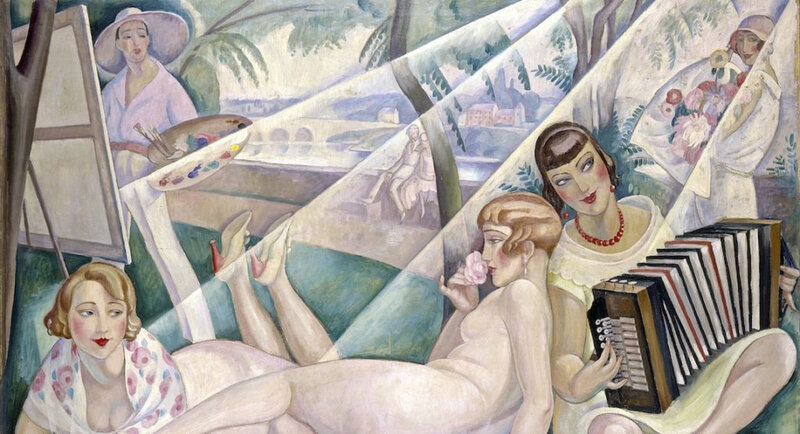 301116_gerda_wegener_a_summer_day_1927