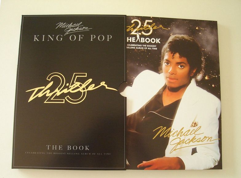 thrillER 25 BOOK