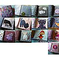 livre textile eve