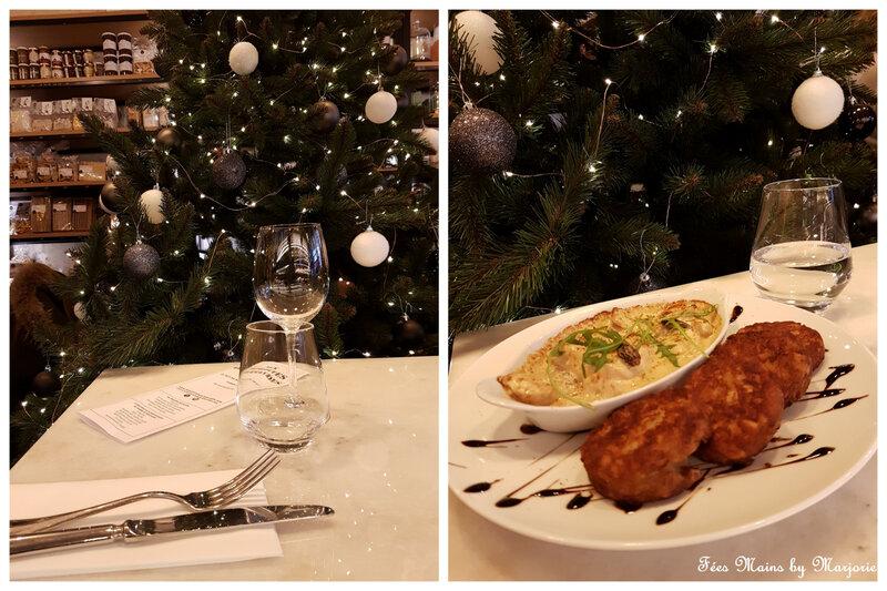 Déjeuner Les Pipalottes gourmandes