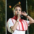Jolin at xinghua kuril cauliflower festival