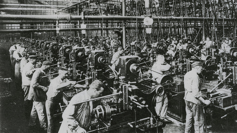 usine angleterre