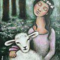 La Reine Et Le Mouton