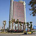 Hotel hesperia tower - l'hospitalet de llobregat - espagne