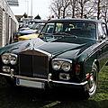 Rolls royce silver shadow 1965 à 1980