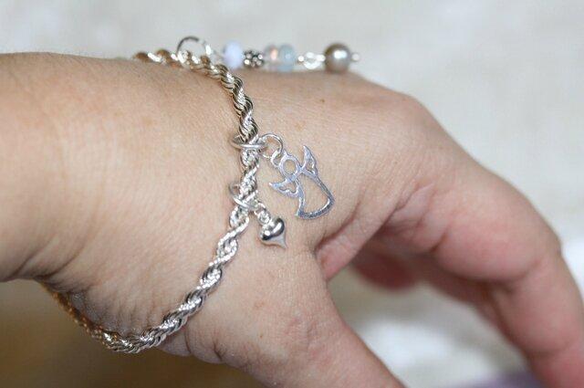 bracelet ange bleu4