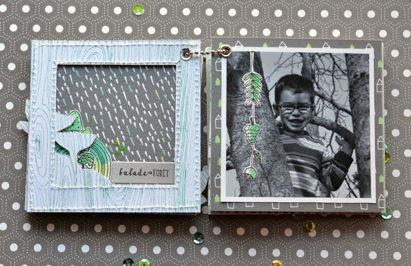 mini timéo-automne-pages du mini- page#3 ouverte-claire-scrapathome-Chou&Flowers