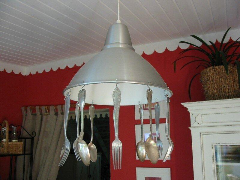 Lampe suspension...