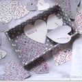 petits coeurs pour la Saint Valentin
