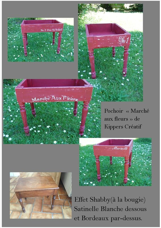 Table basse Pascale 16 05 2014