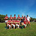 beer : rugby à 5 - beer au tournoi du cap ferret en septembre 2018