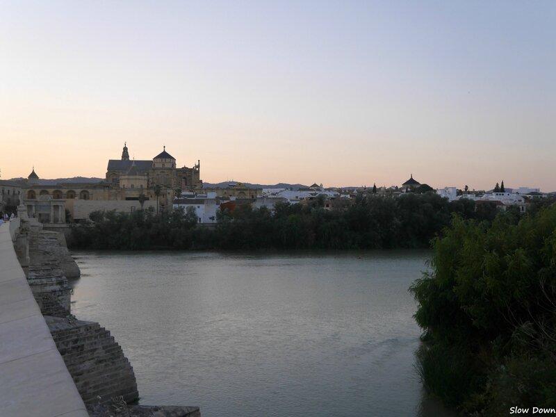 Soir d'été sur le Guadalquivir