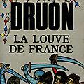 Les rois maudits 5 : la louve de france - maurice druon - 3/56