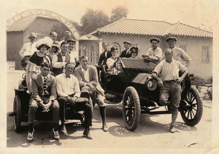 studios VITAGRAPH- 1920