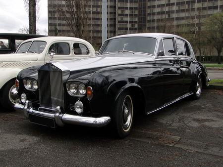 rolls royce silver cloud III 1963 1966 b