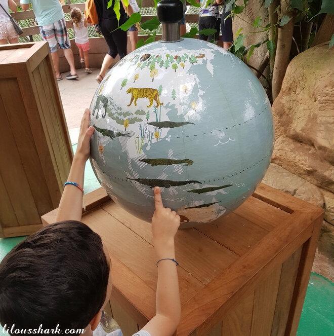 la ferme aux crocodiles globe