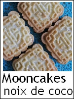 mooncakes noix de coco - index