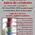 Exposition - salon de créateur à st gondon (45)