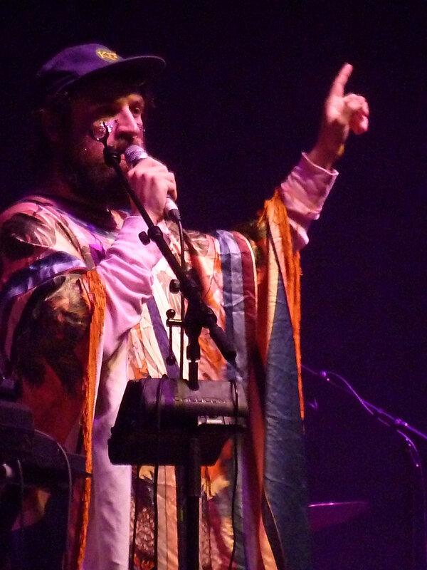2018 02 07 The Pictish Trail Salle Pleyel (11)