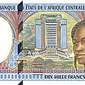 "Dr ernest l. molua : ""the cfa franc benefits the french more african states"""