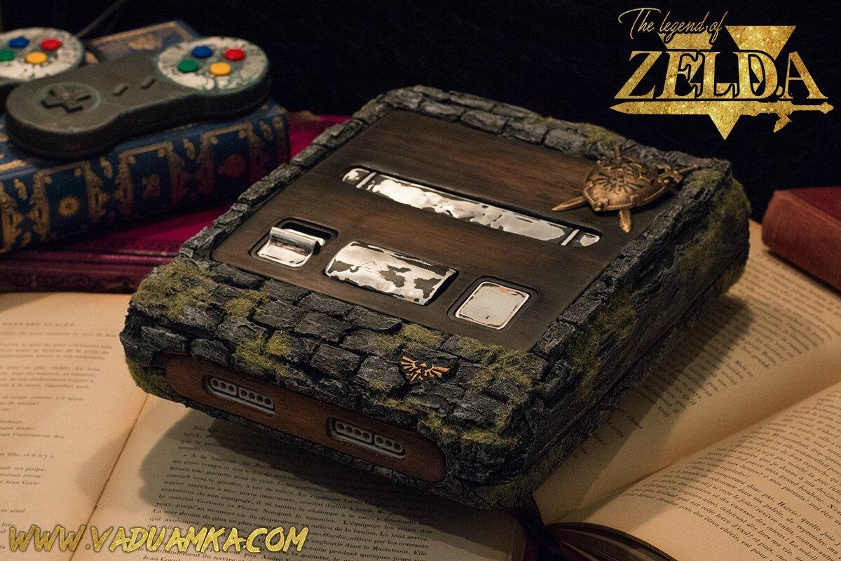 Hylian relic - Super Nintendo [PAL]
