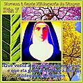 Dia 7 - novena á santa hildegarda de bingen: conheça os caminhos: alegria em deus