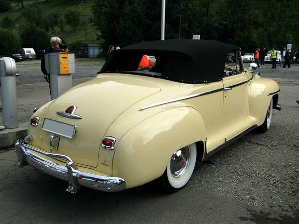 plymouth special deluxe convertible 1946 1948 b