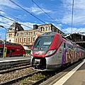 Regio2N livrée LiOccitanie, gare de Toulouse