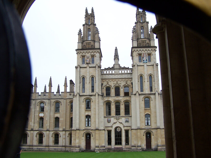 All Souls College-01