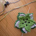 Broche et crochet