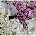 641 - quelques fleurs du marché... je vous les offre