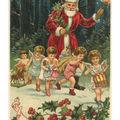 Bricolage de Noël des loulous