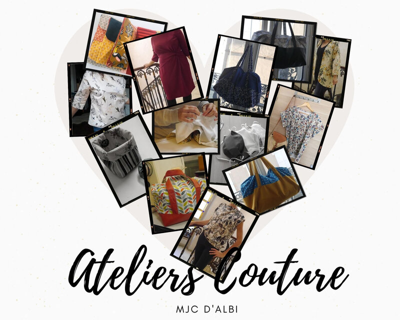 Ateliers Couture MJC Albi