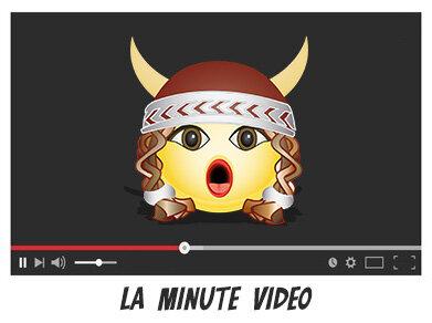 Minute vidéo
