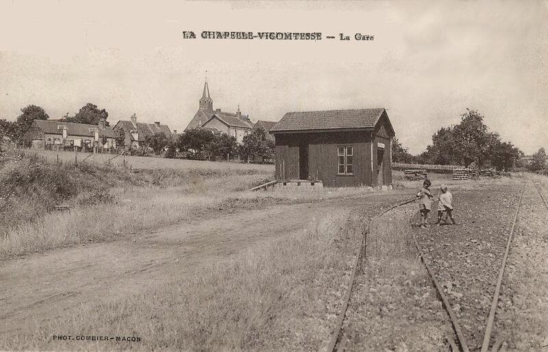 la chapelle vicomtesse