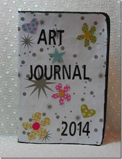 art journal couverture w