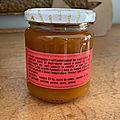 Poulet caramélisé à la mélasse de grenade et au chutney de mangue