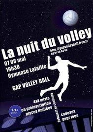 nuit volley gap